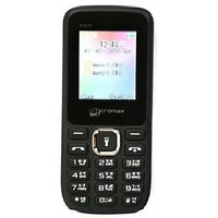 Micromax X415 Dual SIM Basic Phone (Blue)