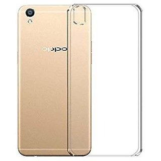 SAVINGUP TRANSPARENT BACK COVER FOR OPPO A37