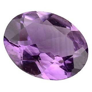 Glorious Kart NATURAL AMETHYST (KATELA ) of 7.25 Ratti, DELUX Category with Lab certificate
