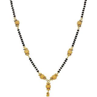 Bandish Traditional Kalash Designer Mangalsutra