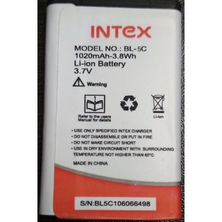 Intex BL5C Battery