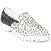 Knotty Derby Women Printed Slip-On Ginny Sneakers-H3G