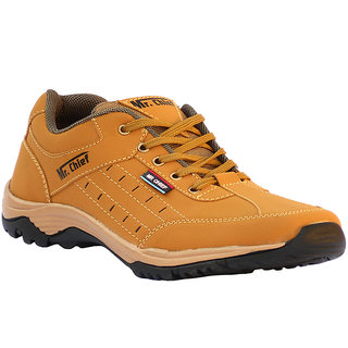 Mr.Chief Tan casual shoes