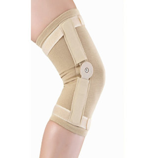 Kudize Hinged Knee Cap Tubular Knee Support Knee Sprain Strain Arthritis (Per Pcs) (XXL)
