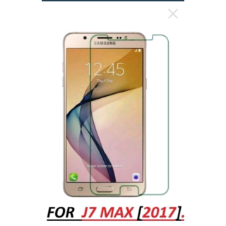 Tempered glass for Samsung J7 Max One on One free
