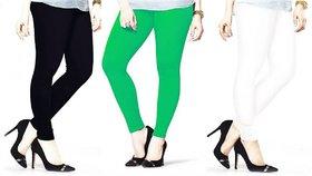 dollpin Churidar Legging  (Multicolor, Solid)