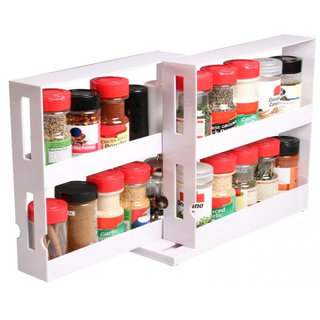 Swivel Store Smart Storage Of Spices, Medication  More For Swivel Shelf Organizer - SWLSTR