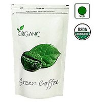 Green Coffee Beans (Decaffeinated Unroasted) 100gm