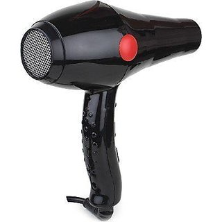 Others Red trendy 2800 Hair Dryer BLACK
