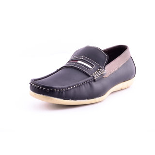 CALASO corporate casual shoes 12002(LFR)Blk
