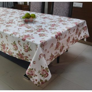 Flower Print Table Cover