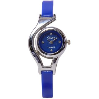 New Brand glory blue ladies watch