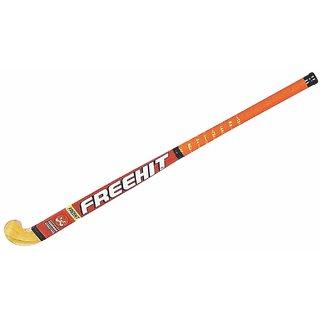 Teranga Free Hit Hockey Stick with Full PVC Grip and Superfine Tape-Full Size