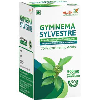 GYMNEMA SYLVESTRE  (50 Capsules)