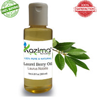Laurel Berry Essential Oil (200ML) Pure Natural For Skin Care & Hair Treatment