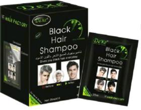 DEXE black hair shampoo