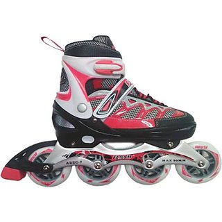Adjustable inline skate