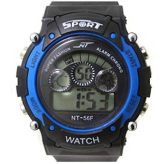 Stylish Sports Watch with Led display by InstaDeal