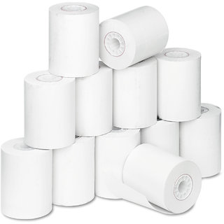 india mart v thermal paper roll 2inch set of 10 pcs for pos systems, swipe machines, billing machines etc.