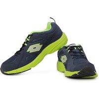 Lotto Dalian Navy Green Running Shoes
