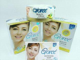 Goree whitening  Cream  With Goree Whitening  Soap