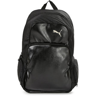 fdc09a0abf4e Buy Puma Unisex Black Elite Backpack Online - Get 0% Off