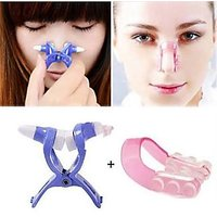 Beautiful Nose Shaper Up Nose Lift Nos Up Clip 2 Pcs