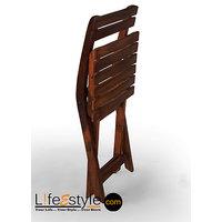 Sheesham Wood Folding Chair Small (PFA-90010)