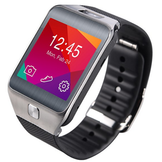 DZ09 Sim Based Smartwatch with Pedometer/ Anti-lost/ Sleep Monitor/ Camera for Android Phones - Color ASSORTED