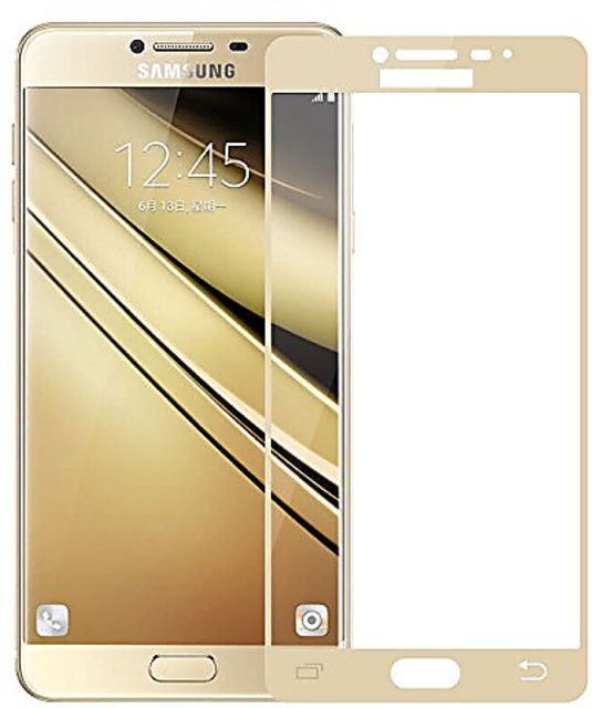 Buy AD 3d Screen Tempered Glass (Samsung J5 Prime Gold) Online @ ₹209 from  ShopClues