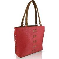 Clementine Peach Brown Handbag sskclem01
