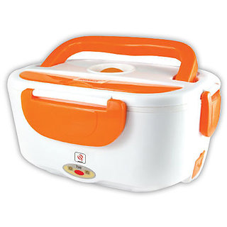 Multi Function Lunch Dabba Electric food Warmer Box Tiffin Square