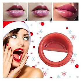 Fuller Lips Lip Enhancer Plumper Pout Suctions Device For Natural Sexy Lips