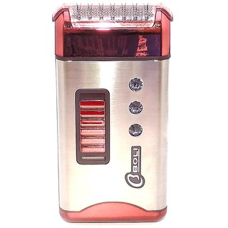 Premium Quality Electric Rechargeable Shaver Razor - (Assorted Colors)