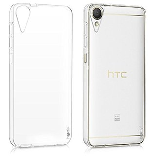 check out 360e1 3f61b Baseus Back Cover For HTC Desire 10 Compact (Transparent, Silicon)