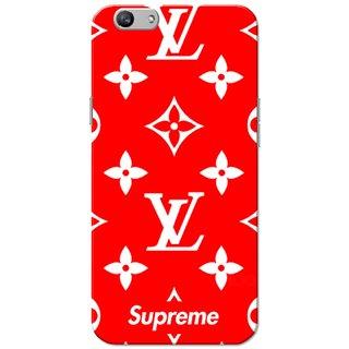sale retailer 4f23e db937 Oppo F1s - LV Supreme - Best Quality Slim Fit Hard Back Case Cover