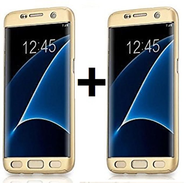 finest selection 6e7bb 243ba Buy Samsung Galaxy C9 Pro 360 Degree Cover-Full Body Protection ...