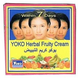 YOKO Herbal Fruity Cream