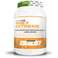 Advance Nutratech Whey Protein Extreme Powder 2Lbs Choc