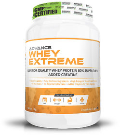 Advance Nutratech Whey Protein Extreme Powder 2Lbs. Cho