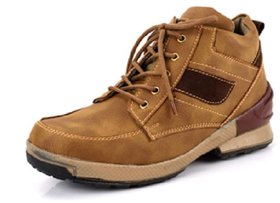 Boots With Rugged Looks By Chamois