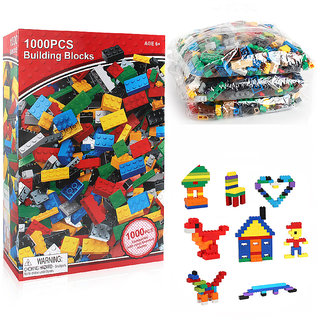 1000 Pieces Building Block