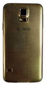 SAMSUNG GALAXY S5 BACK PANEL COVER(GOLDEN)