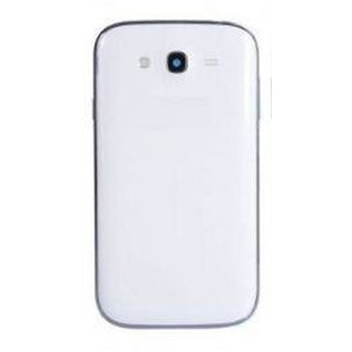 SAMSUNG GALAXY GRAND DUOS I9082 BACK PANEL COVER (WHITE)
