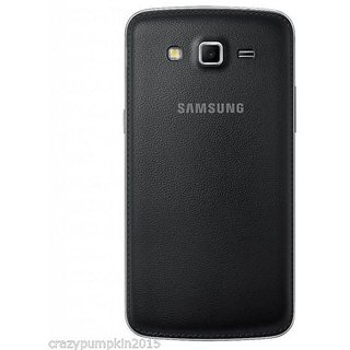 SAMSUNG GRAND 2 G7102 BACK PANEL COVER(BLACK)