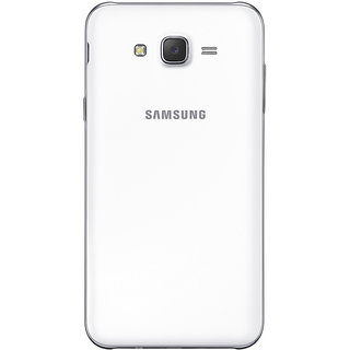 SAMSUNG GALAXY J7 BACK PANEL COVER(WHITE)