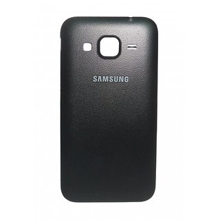 SAMSUNG GALAXY CORE PRIME G360 BACK PANEL COVER (BLACK)