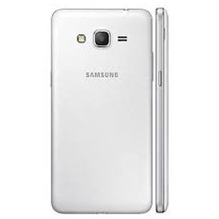 more photos 4ef0b 8be1d SAMSUNG GALAXY GRAND PRIME G351 4G BACK PANEL COVER (WHITE)