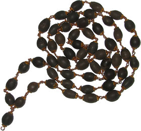 Natural Thamara Mala 54Beads in Copper Tamarai Mala Lotus Seed Mala Lotus Beej Mala Kamal Gatta Mala Lakshmi Puja A1161