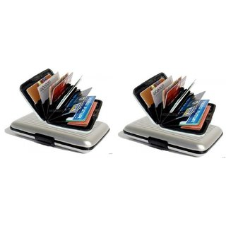 Classic Aluma Wallet Set Of 2 GS-5-131